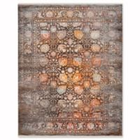 Safavieh Vintage Persian Stelios 8-Foot x 10-Foot Area Rug in Brown/Multi