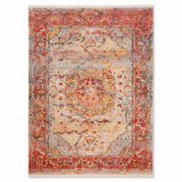 Safavieh Vintage Persian Grego 6-Foot x 9-Foot Area Rug in Saffron/Cream