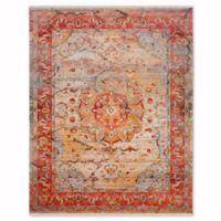 Safavieh Vintage Persian Grego 8-Foot x 10-Foot Area Rug in Saffron/Cream