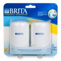 Brita® 2 Pack Faucet Filter