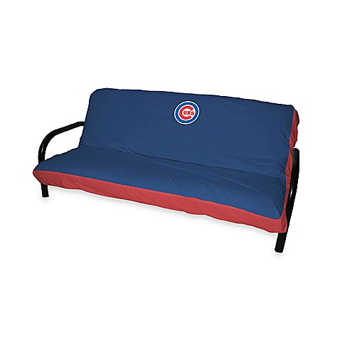 MLB® Futon Cover   Chicago Cubs