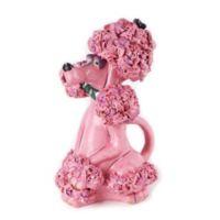 Poodle Ceramic Teapot in Pink