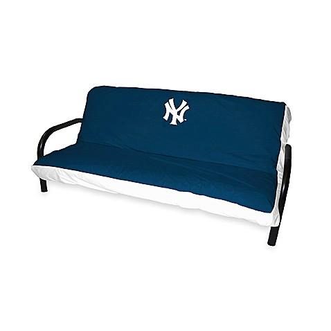 mlb   futon cover   new york yankees mlb   futon cover   new york yankees   bed bath  u0026 beyond  rh   bedbathandbeyond