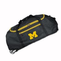 University of Michigan 36-Inch Collapsible Duffel