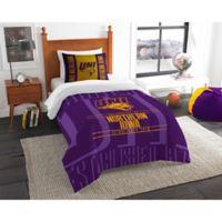 University of Northern Iowa Modern Take Twin Comforter Set