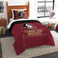 Florida State University Modern Take Twin Comforter Set