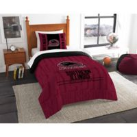 Illinois State University Modern Take Twin Comforter Set