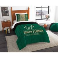 University of Southern Florida Modern Take Twin Comforter Set