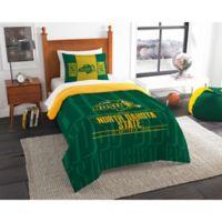 North Dakota State University Modern Take Twin Comforter Set