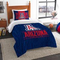 University of Arizona Modern Take Twin Comforter Set