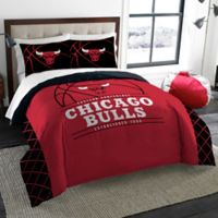NBA Chicago Bulls Full/Queen Comforter Set