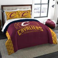 NBA Cleveland Cavaliers Full/Queen Comforter Set