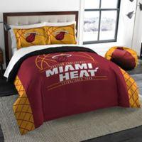 NBA Miami Heat Full/Queen Comforter Set