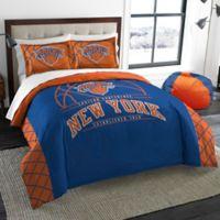 NBA New York Knicks Full/Queen Comforter Set