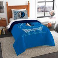 NBA Dallas Mavericks Twin Comforter Set