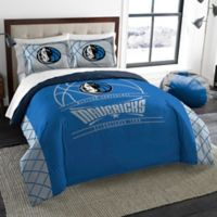 NBA Dallas Mavericks Full/Queen Comforter Set