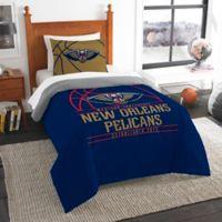 NBA New Orleans Pelicans Twin Comforter Set