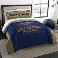 NBA New Orleans Pelicans Full/Queen Comforter Set