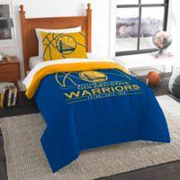 NBA Golden State Warriors Twin Comforter Set