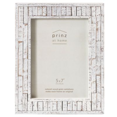 Buy 5 X 7 White Photo Frame From Bed Bath Beyond