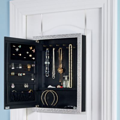 Buy Over The Door Jewelry Storage from Bed Bath Beyond