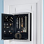 Door Solutions™ Over-the-Door Mirror Jewelry Organizer