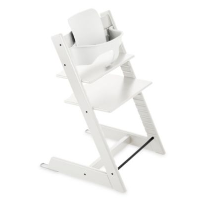STOKKE® Tripp Trapp® High Chair In White U003e Stokke® Tripp Trapp® Baby