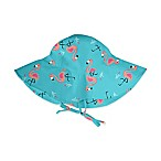 i play.® Flamingo Size 9-18M Brim Sun Hat in Light Aqua