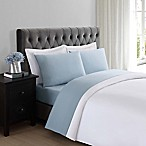 Truly Soft Everyday Queen Sheet Set in Light Blue