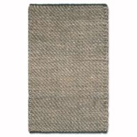 Safavieh Natural Fiber Gillian 3-Foot x 5-Foot Area Rug in Blue/Natural