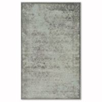 Safavieh Paradise 4-Foot x 5-Foot 7-Inch Olivia Area Rug in Light Grey/Spruce
