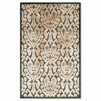 Safavieh Paradise Traditional 4-Foot x 5-Foot 7-Inch Rug in Charcoal