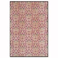 Safavieh Paradise Traditional 8-Foot x 11-Foot 2-Inch Rug in Anthracite/Fuchsia
