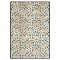 Safavieh Paradise Traditional 8-Foot x 11-Foot 2-Inch Rug in Anthracite/Petrol