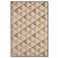 Safavieh Paradise Modern 5-Foot 3-Inch x 7-Foot 6-Inch Rug in Soft Anthracite/Cream