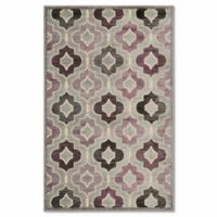Safavieh Paradise 2-Foot 7-Inch x 4-Foot Carmen Area Rug in Grey
