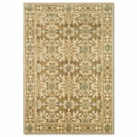 Safavieh Paradise Garden 4-Foot x 5-Foot 7-Inch Rug in Ivory