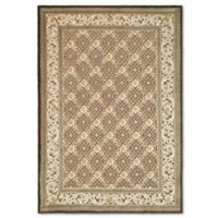 Safavieh Paradise Eden 2-Foot 7-Inch x 4-Foot Rug in Dark Brown