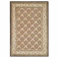 Safavieh Paradise Eden 4-Foot x 5-Foot 7-Inch Rug in Dark Brown