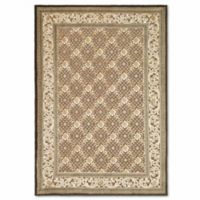Safavieh Paradise Eden 8-Foot x 11-Foot 2-Inch Rug in Dark Brown