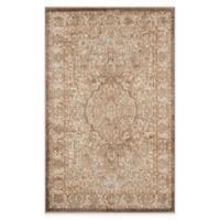 Safavieh Paradise 2-Foot 7-Inch x 4-Foot Frances Area Rug in Mouse/Silver