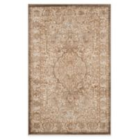 Safavieh Paradise 4-Foot x 5-Foot 7-Inch Frances Area Rug in Mouse/Silver
