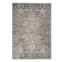 Safavieh Paradise 4-Foot x 5-Foot 7-Inch Frances Area Rug in Light Grey/Spruce