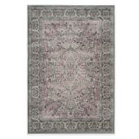 Safavieh Paradise 5-Foot 3-Inch x 7-Foot 6-Inch Frances Area Rug in Light Grey/Spruce