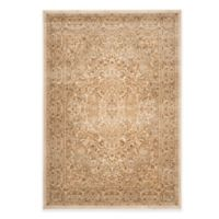 Safavieh Paradise 8-Foot x 11-Foot 2-Inch Frances Area Rug in Stone/Cream
