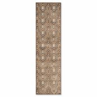 Safavieh Paradise 2-Foot 2-Inch x 8-Foot Euron Area Rug in Camel/Cream