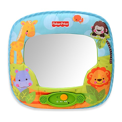 Fisher Price Deluxe Car Mirror