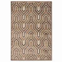 Safavieh Paradise 4-Foot x 5-Foot 7-Inch Euron Area Rug in Camel/Cream