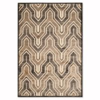 Safavieh Paradise 7-Foot 6-Inch x 10-Foot 6-Inch Euron Area Rug in Soft Anthracite/Cream