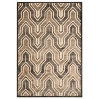 Safavieh Paradise 8-Foot x 11-Foot 2-Inch Euron Area Rug in Soft Anthracite/Cream